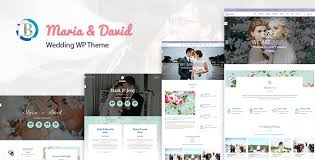 Wedding Wordpress Theme Bride Wedding Wordpress Theme By Power Boosts Themeforest