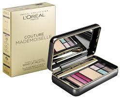 palette brunettes l 39 oréal paris 079422 makeup sets