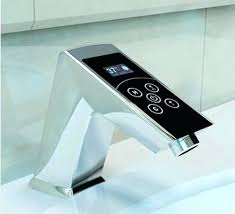 Captivating Delta Touch Bathroom Faucet Sink  Water Pressure   N95