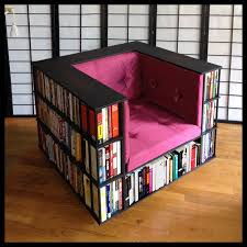 Best Bookshelf Good Chair With Built In Bookshelf 99 With Additional Interior
