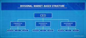 Organizational Chart Of A Company 4 Types Of Organizational Structures Point Park Online