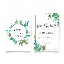 Wedding Cards Template Beautiful Wedding Invitation Template Vector Free Download
