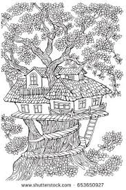 Small Picture Kids Treehouse Stock Images Royalty Free Images Vectors
