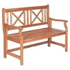 garden benches home depot. Exellent Home Wood Folding Outdoor Bench Throughout Garden Benches Home Depot R