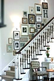 stair landing decor stairway decorating ideas stairs wall decoration staircase wall decoration ideas staircase eclectic with