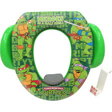 Ninja Turtle Potty Training Chart