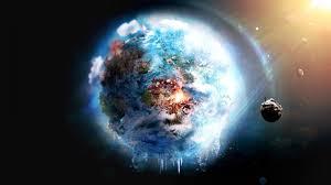 hd wallpaper space art. Modren Wallpaper 1920x1080 Futuristic Space Digital Art Earth Image With Hd Wallpaper