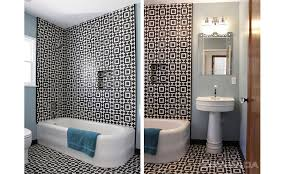 bold fez cement tiles for bathroom floors and walls