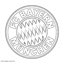 Sjabloon Logo Bayern München