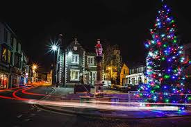 Lancaster Christmas Lights North Wales Christmas Lights Switch Ons North Wales Live