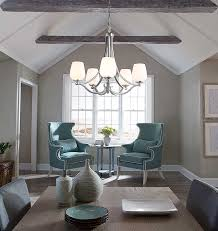 in addition to size consider light layering from other sources placement in the room