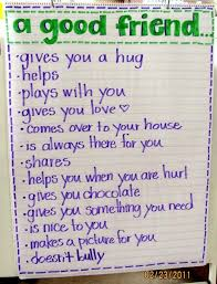 best school counseling and teaching images  i love this list of how to be a good friend introduce the topic at