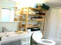 towel storage above toilet. Above Toilet Storage Ikea Over Towel Shelves Wooden .