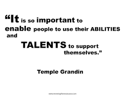 Temple Grandin Quotes Fascinating Temple Grandin Quotes On Autism Google Search Ivy Hill