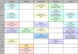 Time Table Creator Cs Dept Timetable Creator Projects Sennir