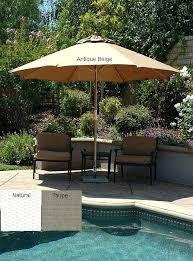 unique 9 patio umbrella 9 ft patio umbrella replacement