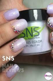 sns nails signature nail systems reviews gelous color dipping powder sns nail kits