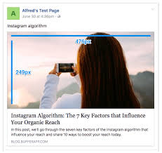 best size for instagram your free guide to every ideal image size on social media