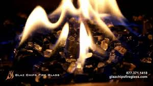 fireglass for fire pit sample black and gold premix glaz chips fire glass