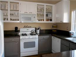 Painting Kitchen Cabinets Grey Painting Kitchen Cabinets White Disetressed Kitchen Cabinet