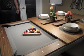 Combination Pool Table Dining Room Table Pool Table Dining Table Combination