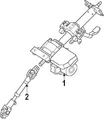 com acirc reg hyundai elantra steering column assembly oem parts 2011 hyundai elantra touring gls l4 2 0 liter gas steering column assembly