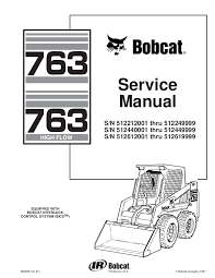 cat skid steer control diagram quick start guide of wiring diagram • bobcat 763 skid steer loader service repair manual s n 512440001 thru jcb skid steer control diagram