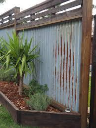 rusted corrugated metal fence. Beautiful Corrugated Recycled Hardwood Timber Fence I Dreamed Of This For A Long Time Rusty  Corrugated Iron Timber Joist And Bearers Salvaged From 1970u0027s House Demolition And Rusted Corrugated Metal Fence R
