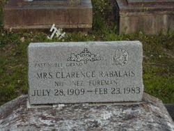 Inez Foreman Rabalais (1909-1983) - Find A Grave Memorial