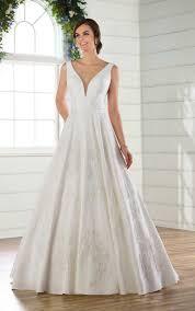 Essense Designs Australia Essense Of Australia D2639 Vows Bridal