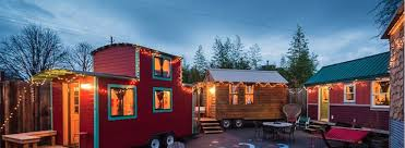tiny house community. Tiny House - Caravan Hotel Community U