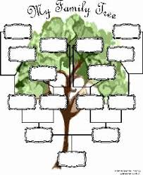 Online Family Tree Template Beautiful Family Tree Flow Chart Maker