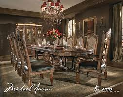 aico dining room tables. villa valencia dining room set aico tables n