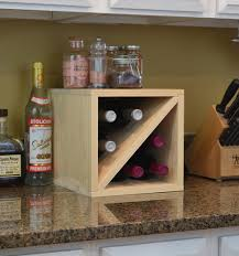 ... Bottle Wine Storage Cube Exclusive Design Depth Cubes Uk Full Size
