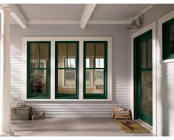 Renewal By Andersen Window And Door Gallery  Renewal By AndersenDouble Hung Windows With Blinds Between The Glass