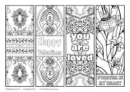 Then, let your kids have at these printable bookmarks with markers, colored pencils, or crayons. Free Printable Bookmarks To Colour And Bless Loved Ones