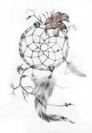How To Draw A Dream Catcher Drawn dreamcatcher realistic Pencil and in color drawn 97