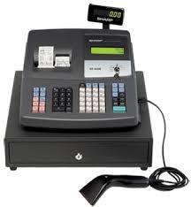 sharp xe a206. sharp xe-a506 cash register xe a206 2