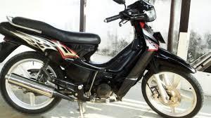 cah ah video modifikasi motor kawasaki kaze r velg racing n terbaru