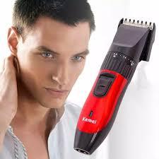 Tông đơ cắt tóc gia đình giá rẻ Kemei 730