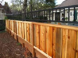 picket fence the classic picket wooden fence dates back to pre colonial times it provides a boundary to your property but at the same time it is inviting