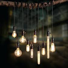 edison light bulb chandelier recherche pour a hanging light bulb chanlier a round 12 light edison