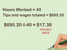 How To Calculate Wages 14 Steps With Pictures Wikihow
