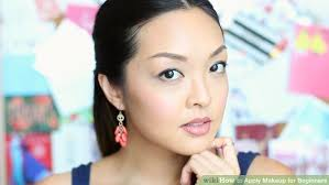 image led apply makeup for beginners step 12