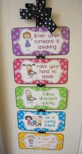 Mrs Riccas Kindergarten Classroom Management Freebies