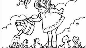 Ảnh đẹp: Tuyển tập tranh tô màu vườn hoa các loài hoa trong vườn ...