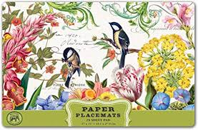 <b>Michel Design Works</b> Placemats, <b>Summer</b> Days: Amazon.ca: Home ...