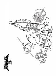 Small Picture Kids n funcom 7 coloring pages of Kung Fu Panda 3