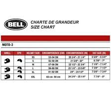 Bell Moto 8 Size Chart New Bell Moto 3 Independent Red Motorcycle Helmet Large