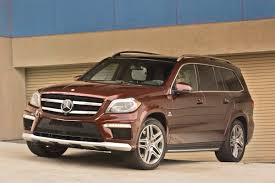 2014 Mercedes-Benz GL-Class - Information and photos - ZombieDrive
